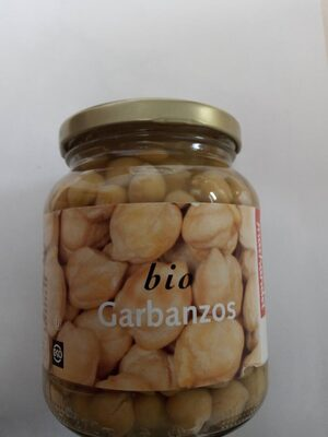 Garbanzos Bio 350GR - Machandel - 8713938000241 - Product - fr