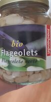 Flageolets bio - Product - fr
