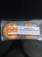 Kuchen Mit Mandelgeschmack - Produto - en
