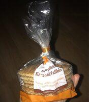 Gaufres Fourrées Goût Caramel - Informations nutritionnelles - fr