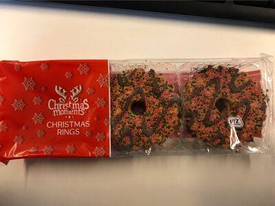 Christmas rings - Produit - fr