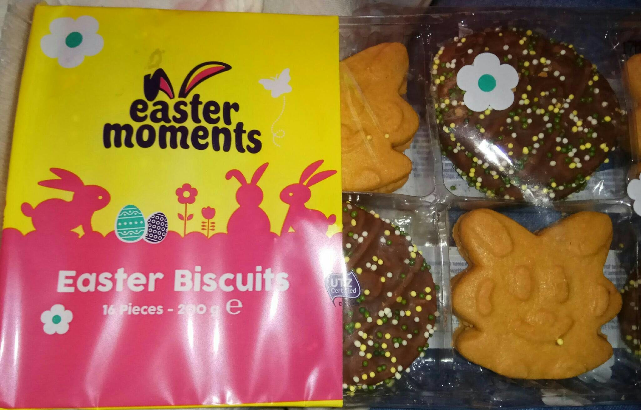 Easter biscuits - Produit