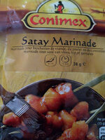 Satay Marinade - Product