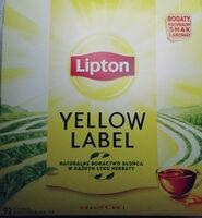 Herbata czarna z naturalnym aromatem - Product