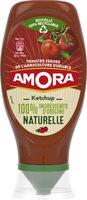 Amora Ketchup Ingrédients d'Origine Naturelle Flacon Souple - Produit - fr