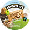 Ben & Jerry's Vegan Glace Pot Peanut Butter 500ml - Produit