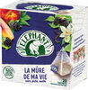 Elephant Infusion Mûre Pêche Vanille 20 Sachets - Product