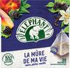 Elephant Tisane Mûre Pêche Vanille 20 Sachets - Product