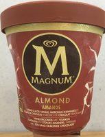 Magnum Amandes - Producte