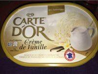 Crème De Vanille - Product