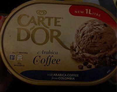 Carte D'or Classic Coffee Ice Cream Dessert 1L - Produit