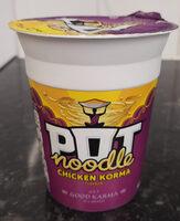 Pot Noodle Chicken Korma - Product - en