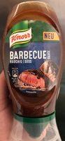 Barbecue Sauce, Rauchig Süß - Product - de