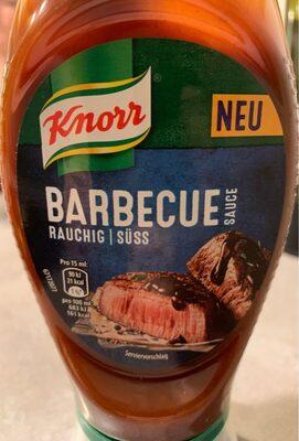 Barbecue Sauce, Rauchig Süß - Produit