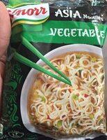 Asia Noodles Vegetable - Produit - fr