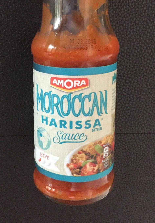 Moroccan Harissa Sauce - Produit - fr