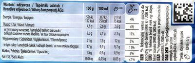 Algida Big Milk Vanilla - Nutrition facts - hu