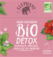 Mon infusion Bio Detox - Product - fr