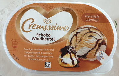 Schoko Windbeutel - Product