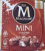 MAGNUM Glace Bâtonnet Mini Amande 6x55ml - Product