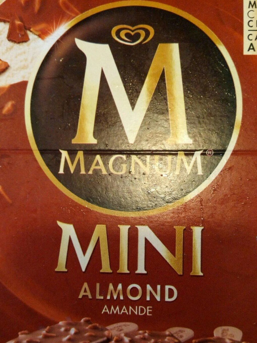Mini amande - Produit