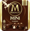 Magnum Glace Bâtonnet Mini Classic x6 330ml - Product
