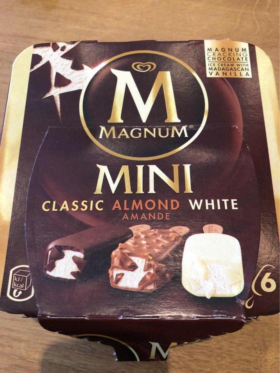 Mini classic amande white - Product