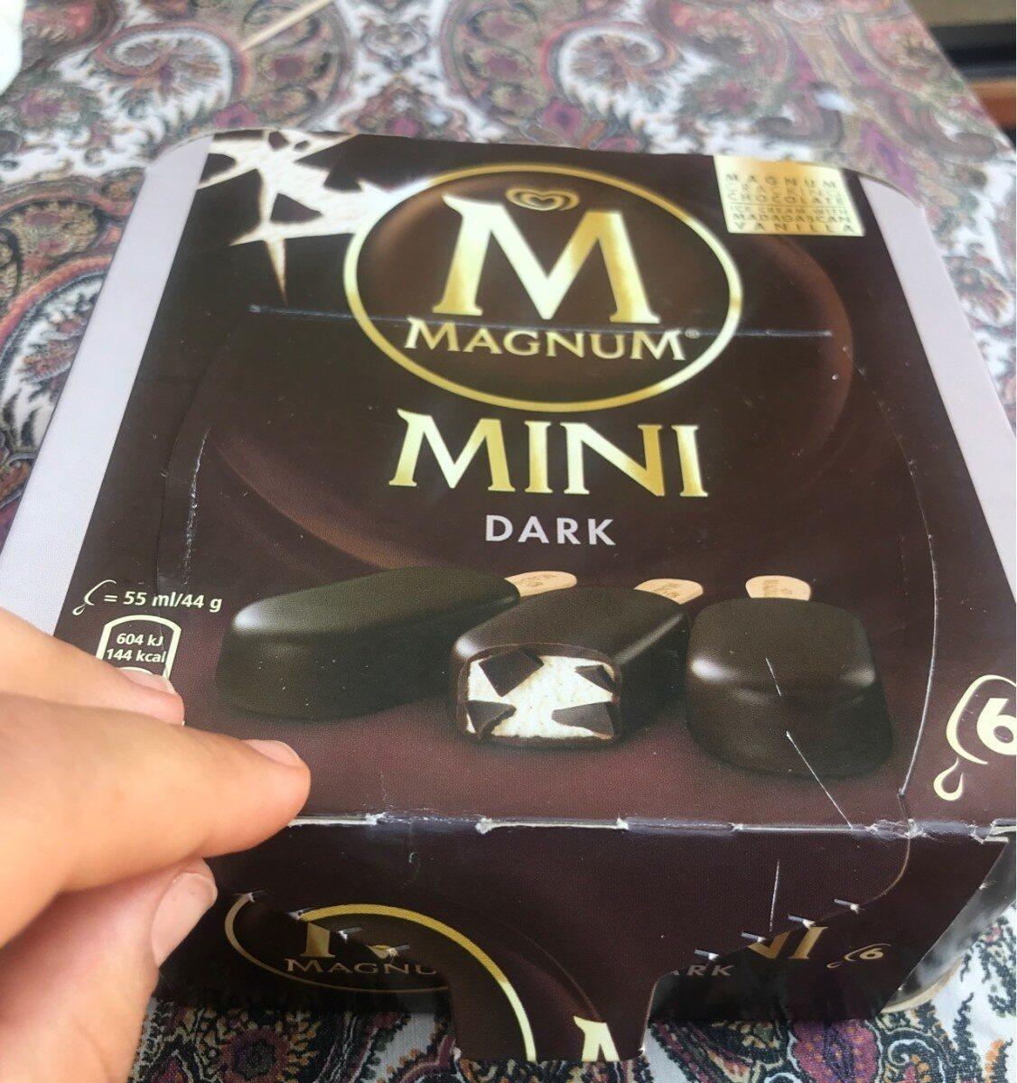 Glace: MAGNUM mini  Dark - Producte - es