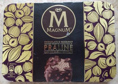 Magnum Praliné Noisette - Produkt - de
