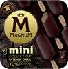 Magnum Glace Bâtonnet Mini Chocolat Noir Intense 6x55ml - Product