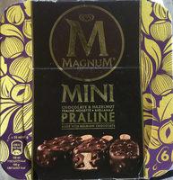 Mini praliné - Product