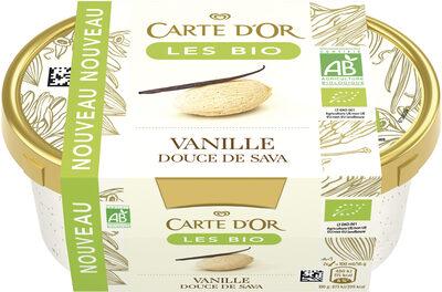 Glace Vanille douce de Sava, Les Bio - Product