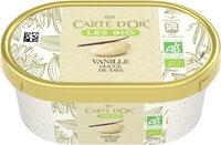 Glace Bio Vanille Douce de Sava - Product - fr
