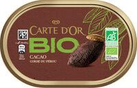 Carte D'or Glace Cacao Corsé du Pérou 450ml - Product - fr
