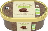 Carte D'or Glace Cacao Corsé du Pérou 450ml - Produit - fr