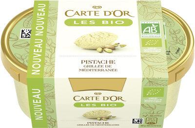 Carte D'or Glace Pistache Grillées de Méditerranée 450ml - Prodotto - fr