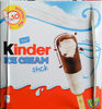 Kinder Ice Cream Stick - Produkt
