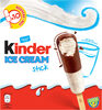 Kinder Ice Cream Stick - Produit