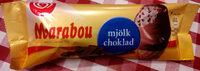 GB Glace Marabou Mjölkchoklad - Produit - sv