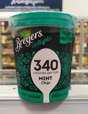 Breyers delight - Mint Chip - Produit