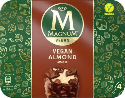 Magnum Vegan Almond - Product - en