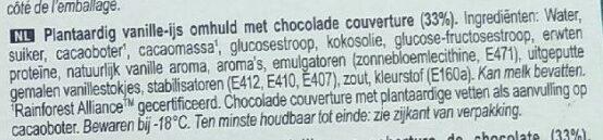 Classic Vegan - Ingrediënten - nl