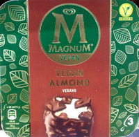 Vegan almond - Product - es