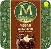 Magnum Glace Bâtonnet Amande Vegan 3x90ml - Produit