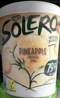 Sorbete Piña - Produit - es
