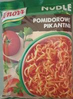 Nudle Pomidorowe pikantne - Product - pl