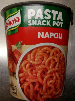 Knorr Pasta Snack Pot Napoli - Produit