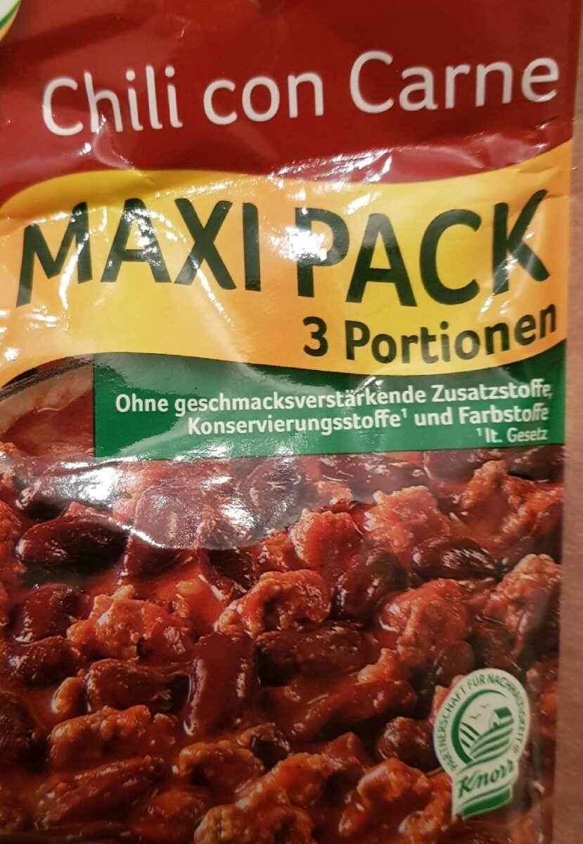 Knorr Fix Chili con Carne - Product
