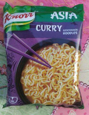 ASIA CURRY noodles - Produkt