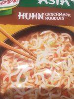 Knorr Asia Noodles Huhn Geschmack - Produkt